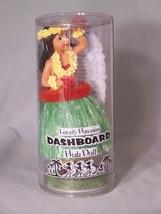 "Lovely Hawaiian Dashboard Hula Doll approx. 6.5"" tall - $12.30"