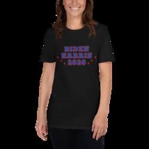 Biden Harris T-shirt / Biden Harris Short-Sleeve Unisex T-Shirt image 5