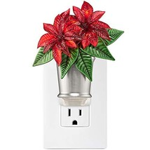 Bath and Body Works POTTED POINSETTIA Wallflowers Fragrance Plug - $39.06