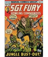 "Sgt. Fury and His Howling Commandos #114 ""The Breakdown of Sgt. Fury!"" [... - $5.95"