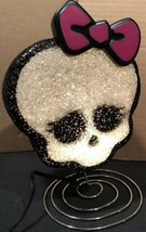 Monster High Skullette Night Light 2013 Mattel good used shape  - $7.91