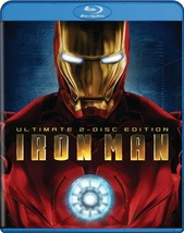 Iron Man Ultimate Edition [Blu-ray]