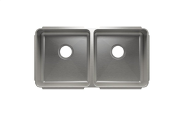 Julien 003251 Classic Undermount Stainless Steel 50/50 Kitchen Sink - $741.51