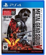 Metal Gear Solid V: The Definitive Experience - PlayStation 4 Standard E... - $38.22