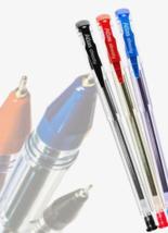 0.7 mm 10pcs Atlas Chooty Black,Blue,Red pen for office school super qua... - $3.89