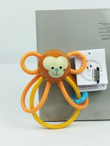 Winkle Monkey Rattle Toy by Manhattan Toy Company cosmetic defects new - $12.87