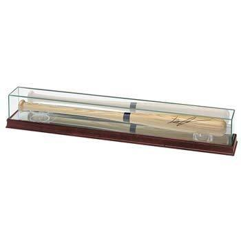 Perfect Cases Glass Baseball Bat Display Case