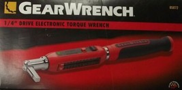 "GearWrench 85072 1/4"" Drive Electronic Torque Wrench - $69.30"