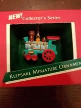 Hallmark Keepsake Ornament Train - $29.28