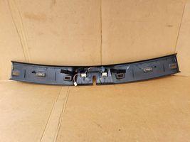 98-04 Volvo C70 Convertible Overhead Bow Console Dome Light Visor Trim Panel BLK image 7