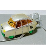 Vintage Christmas Ornament Car Mercury Glass Czechoslovakia - $14.20