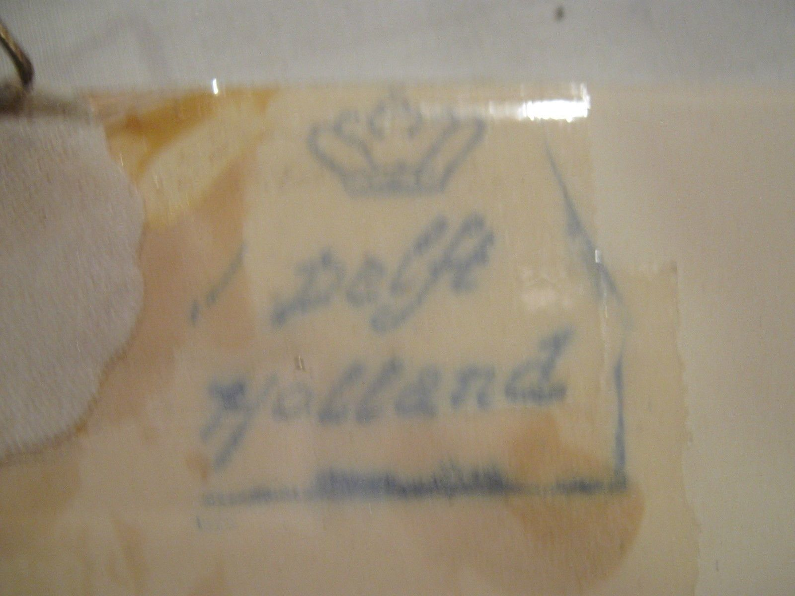 Rx , Pharmacy, Vintage , Collectible , Delft Holland Pharmacy Tile