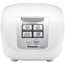 Panasonic SR-DF101 Fuzzy Logic Rice Cooker (5-Cup) - $92.37