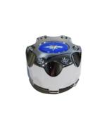 2016 Polaris General 1000 EPS OEM Luster Chrome Wheel Hub Center Cap 1521509-410