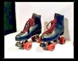 Roller Skates AB 828 Vintage Black image 2