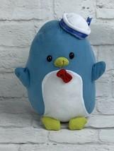 """Fiesta Plush 10"""" Sanrio Hello Kitty Tuxedo Sam Penguin Stuffed Toy Tuxed... - $12.61"""