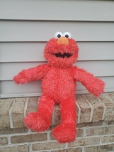 Build A Bear Plush Elmo Sesame Street Red 20 Inch Kids Gift Toy - $23.16