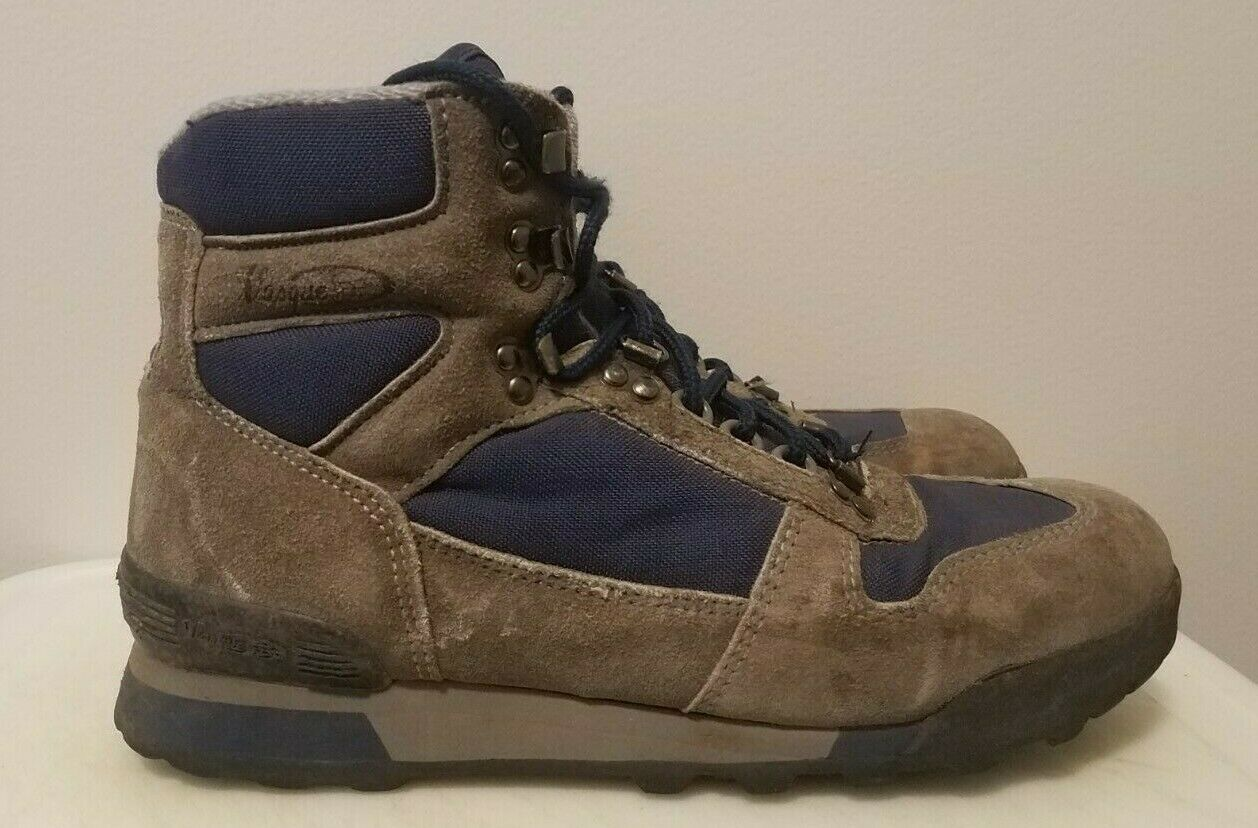 74f89e5fbbe9e Vasque Brown And Blue Lace-Up Leather Hiking and 50 similar items