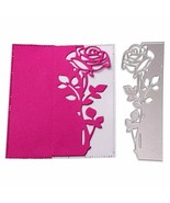 Layered Flower Metal Cutting Dies Scrapbooking Card Making DIY Supply Ar... - $2.44+