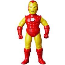 Medicom Marvel Retro Iron Man Sofubi Action Figure - $44.50
