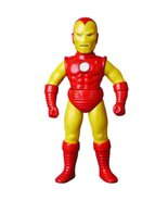 Medicom Marvel Retro Iron Man Sofubi Action Figure - $44.50