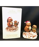 Hallmark Keepsake Ornament 2010 All I Want for Christmas is My Two Front Teeth - $14.99