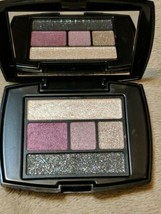 Lancome Color Design Eyeshadow Eye Brightening All In One Mauve Cherie Travel - $12.30