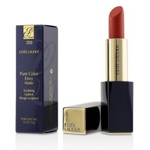 ESTEE LAUDER PURE COLOR ENVY MATTE SCULPTING LIPSTICK 0.12FL OZ/3.5g(chose) - $23.64+