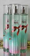 Bath & Body Works Sweet on Paris Fine Fragrance Mist 3 Pk - 8 Oz Lot of ... - $305.99