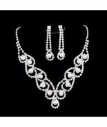 Hot Sale Fashion Style Vintage Luxury Elegant Pearl Rhinestone Crystal B... - $13.36
