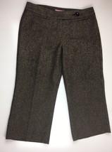 Bandalino womens Cropped  Capri 5% Wool Casual Career Sz 12 - $14.99