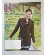 Interweave Knits FALL 2008 - $8.91