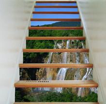 3D Hügel Fließen 75 Stair Risers Dekoration Fototapete Vinyl Aufkleber Tapete DE - $85.64+