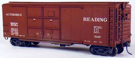 Funaro F&C HO READING XAe Steel Autocar w/ Reading Roman decals Kit 8395 image 2