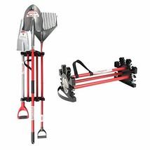 Rack Assassin Tool Rack & Caddy - Holds Your Shovels, Rakes, Broom, etc. - $51.76