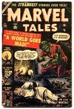 Marvel Tales #118 HYPO needle cover-Atlas pre-code horror-g/vg - $192.06