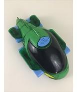 PJ Masks Mega Vehicles Gekko Mobile Light Up Racer Lights Sounds Motoriz... - $17.77