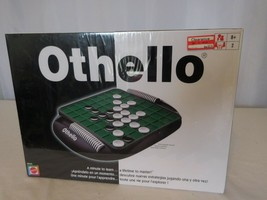 Othello Board Game by Mattel Brand New  Factory Sealed - $27.74