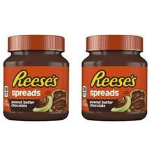 Reese's Spreads Peanut Butter Chocolate Spread, 13 oz - Pack of 2 - $21.87