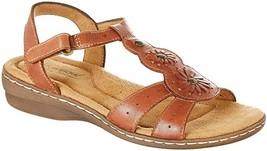 Naturalizer Natural Souls Slingback Barroll Sandals Saddle Tan 7M NWT Fr... - $25.95