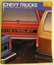1990 Chevrolet 90-page Truck Brochure Catalog-Astro Sportvan Suburban S-... - $9.41