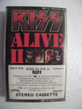 Kiss - Alive II volume II cassette - $12.49