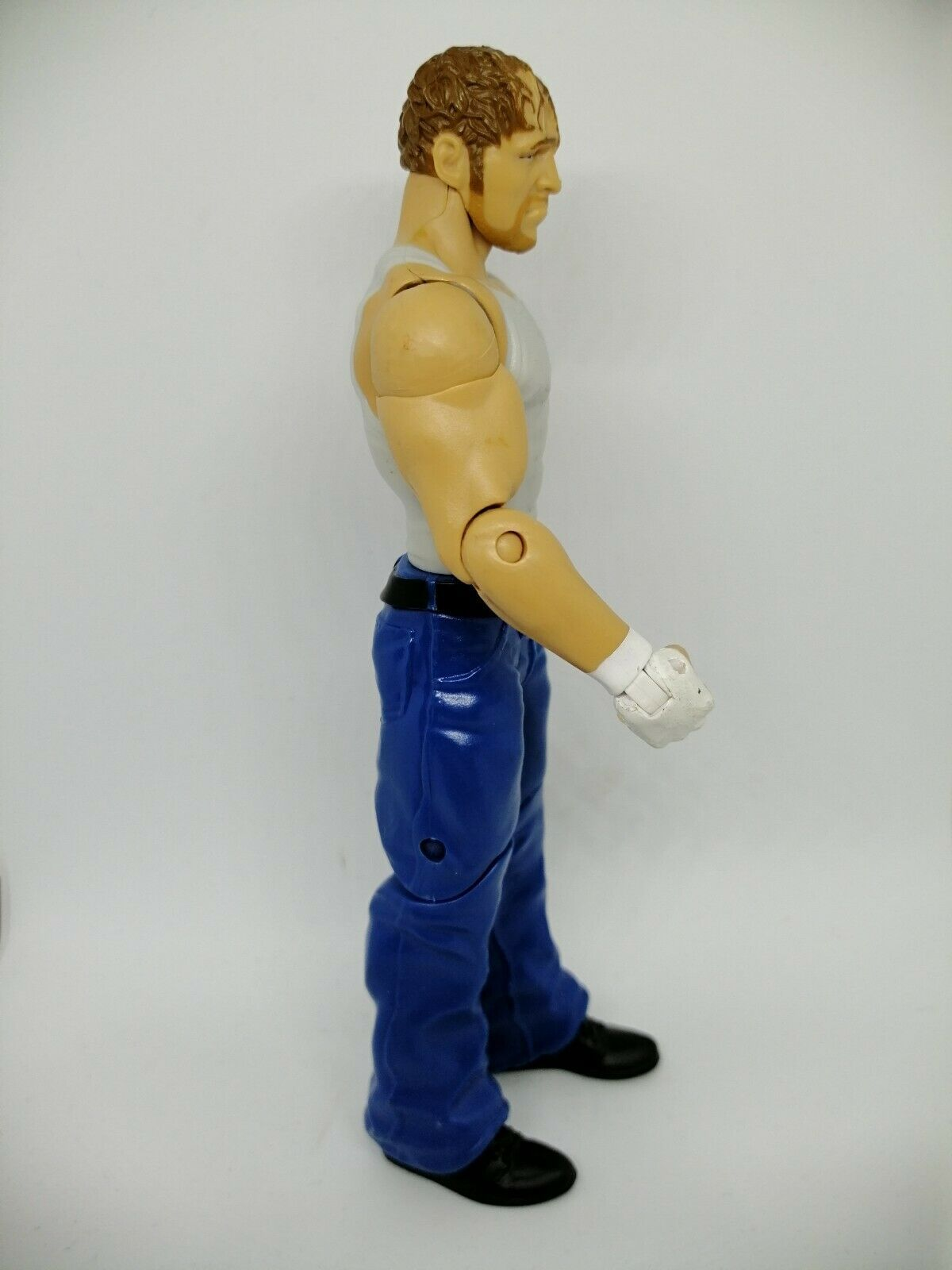 Dean Ambrose WWE Wrestling Action Figure Mattel Signature Series 6 Jon Moxley image 3