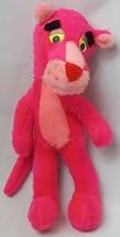 "Pink Panther Plush Vintage Stuffed Animal 14"" Posable Bendable - $18.52"