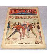 Tip Top Weekly Juvenile Pulp Magazine 419 April 1904 Burt Standish Dick Merriwel - $19.95