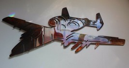 "A 10 Warthog Metal Wall Art - Copper - 17 1/2"" x 10"" - $39.98"