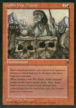 Magic: The Gathering - Fallen Empires - Goblin War Drums (A) - $0.25