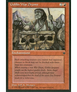 Magic: The Gathering - Fallen Empires - Goblin War Drums (A) - $0.25