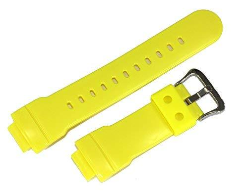 Primary image for Casio 10325140 Genuine Factory Replacement Resin Watch Band fits G-300SC-9 G-300