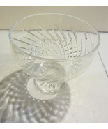 Waterford Crystal Wave Bowl  Made In Ireland - $71.25